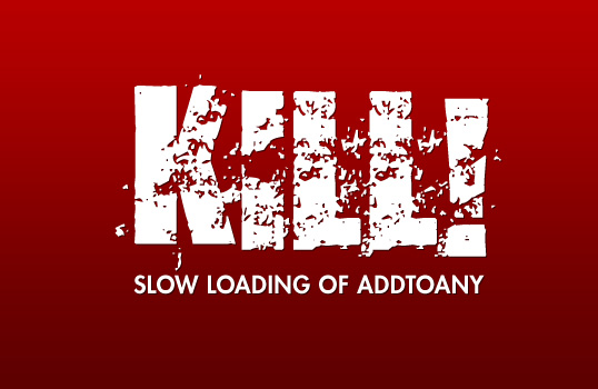 addtoany slow loading
